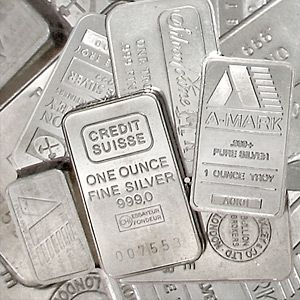 1 10th Oz Silver Round Plus 5 Ounces