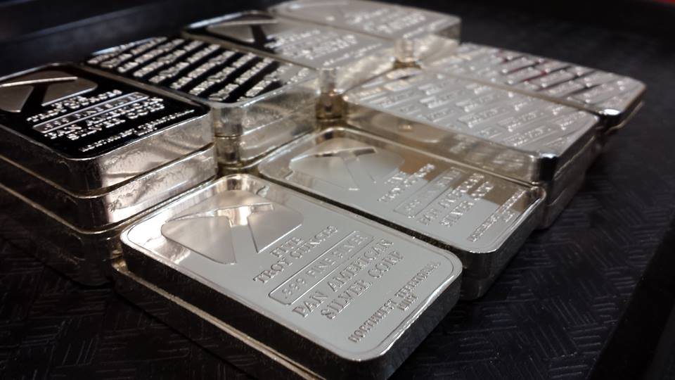 ebay bucks silver bars