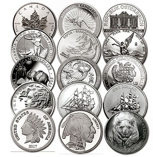 Where to buy the cheapest silver rounds for sale online?
