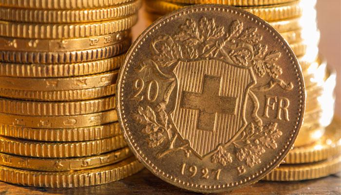 20 Francs Gold Coins