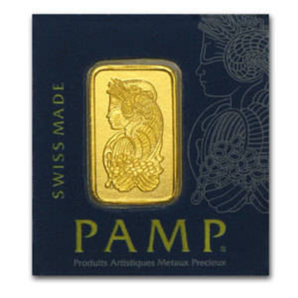 Compare gold prices of 1 gram Gold Bar - PAMP Suisse - Multigram+25 (In Assay)