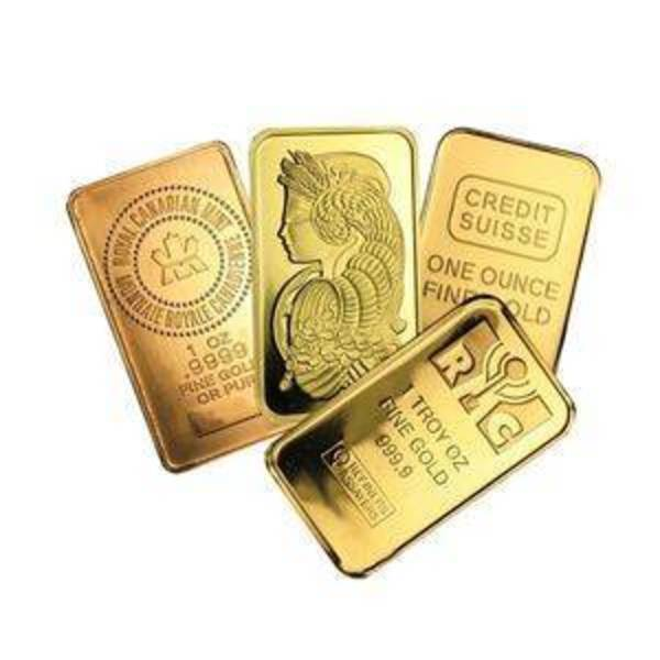 Compare gold prices of 1 oz Gold Bar - Secondary Market