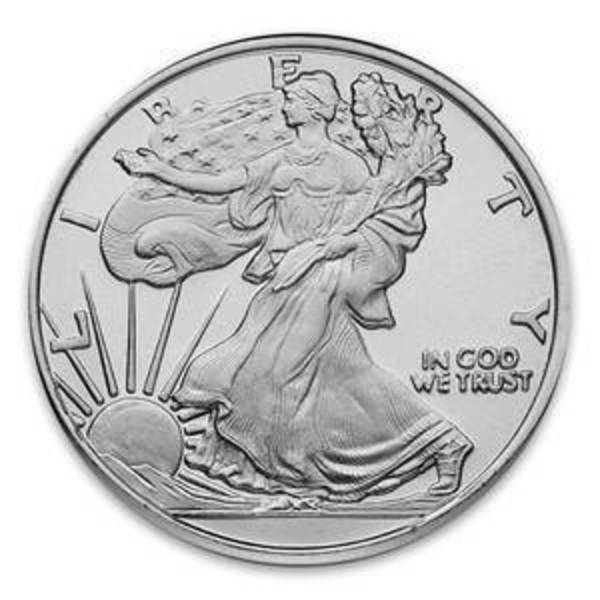 Compare cheapest prices of 1 oz Silver Round - Walking Liberty Design | Golden State Mint