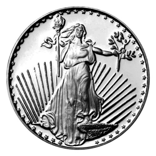 Compare silver prices of 1 oz Silvertowne Saint-Gaudens Silver Round