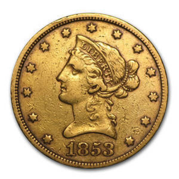 Compare gold prices of $10 Liberty Eagle Gold Coin Random Year