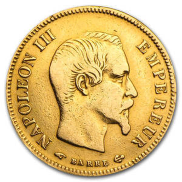 Compare gold prices of 10 Franc Gold Coin