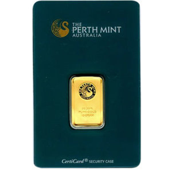 Compare gold prices of Perth Mint 10 Gram Gold Bar