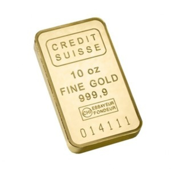 Compare gold prices of 10 oz Gold Bars - Random Manufacturer