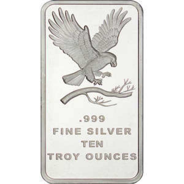 Compare silver prices of 10 oz Silver Bars SilverTowne Eagle
