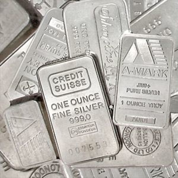 Compare silver prices of 1 oz Silver Bar - Random Generic Secondary Market