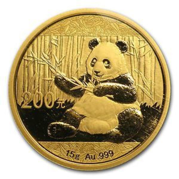 Compare gold prices of 2017 China 15 gram Gold Panda