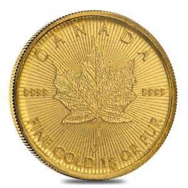 Compare gold prices of 2018 1 gram Canadian Gold Maples $.50 Coin .9999 Fine - Maplegram
