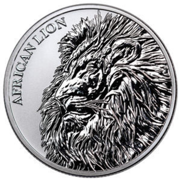 2018 Chad Silver Lion