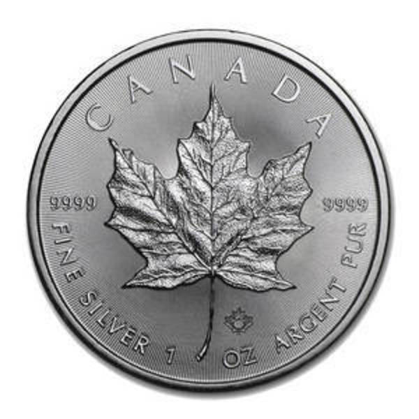 Compare silver prices of 2019 Canadian Silver Maple Leaf Coin