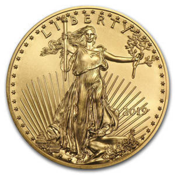 Compare gold prices of 2019 American Gold Eagle