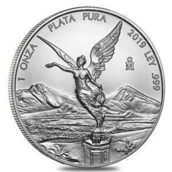 Compare 2019 Mexico 1 oz Silver Libertad prices