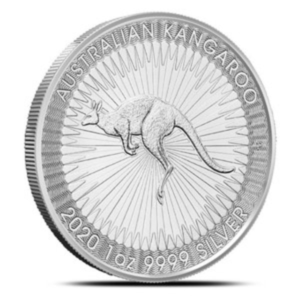 Compare silver prices of 2020 1 Oz Australia Silver Kangaroo