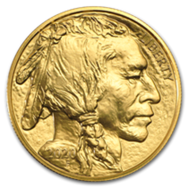 Compare 2020 1 oz Gold Buffalo BU prices