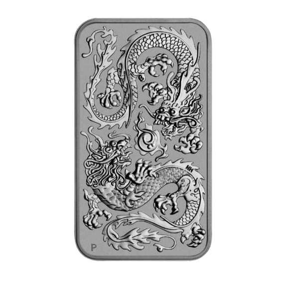 Compare silver prices of 2020 1 oz Silver Australian Dragon Coin Bar
