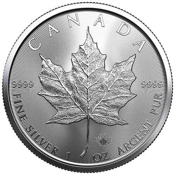 Compare silver prices of 2021 Canadian Silver Maple Leaf 1 oz Coin