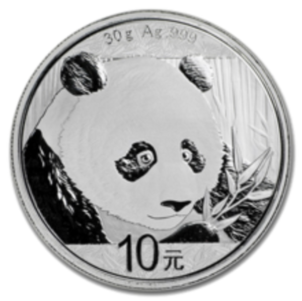 Compare silver prices of China Silver Panda - 30 Gram - Random Year