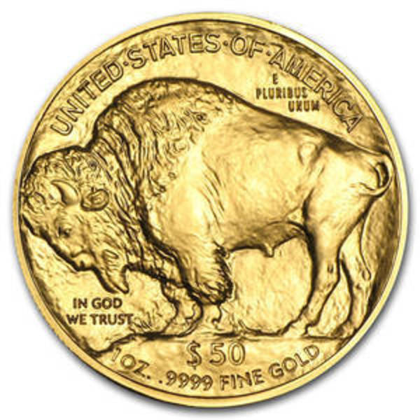 Compare Gold American Buffalo - Random Year prices