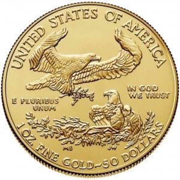 1/10 oz Gold American Eagle