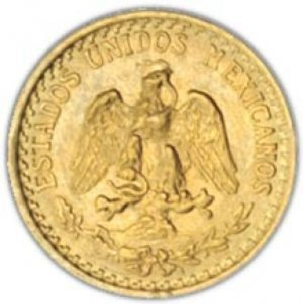 Compare cheapest prices of Mexico Gold 2 1/2 Pesos