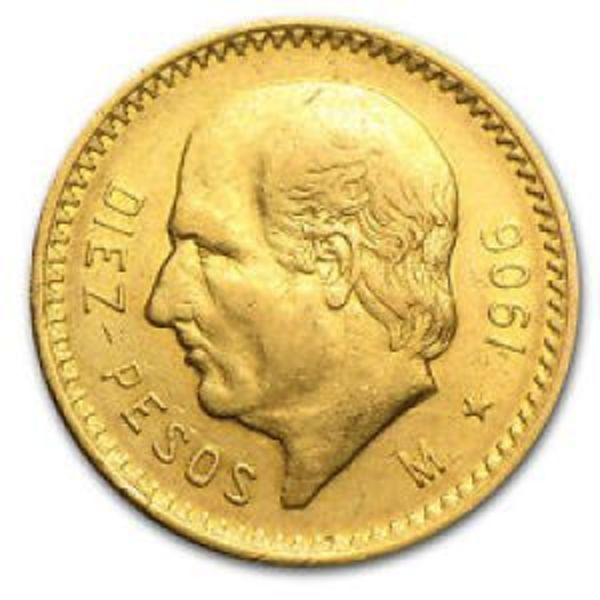 Compare Gold Prices Of Mexico 10 Pesos