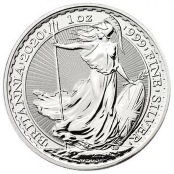 Compare silver prices of Random Year Britannia 1 oz Silver Coin