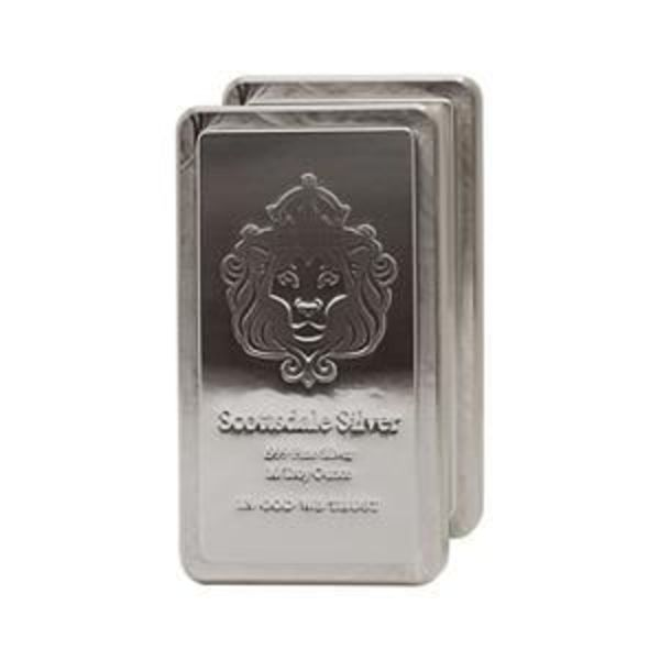 Scottsdale Stackers 10 oz Silver Bar