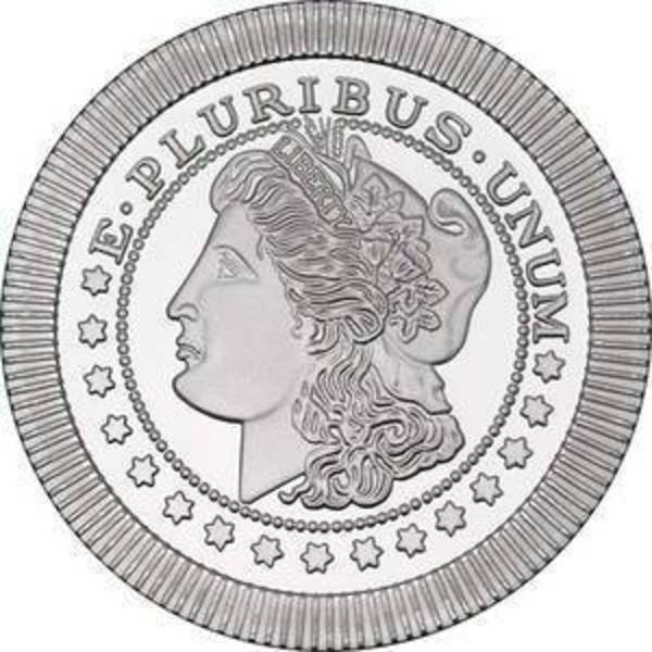 Compare silver prices of SilverTowne Morgan Stackable 1 oz  Silver Round