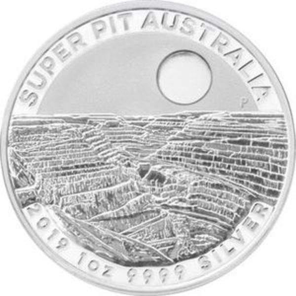 Compare silver prices of 2019 Australia 1 oz Silver Super Pit