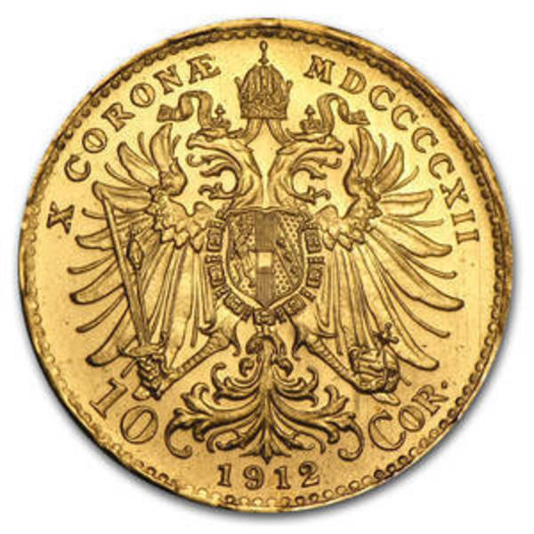 Compare cheapest prices of Austria Gold 10 Coronas