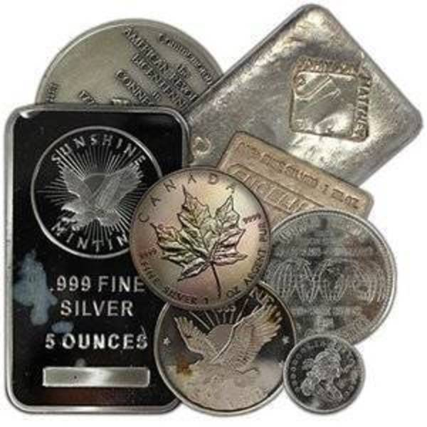 Compare cheapest prices of Bargain Bin Silver