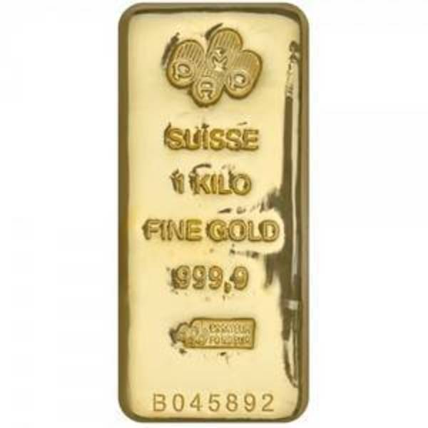 Compare gold prices of 1 Kilo Gold Bar .999 Fine