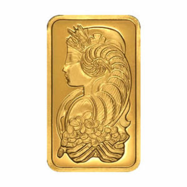 Compare gold prices of PAMP Suisse 100 Gram Gold Bar Fortuna Design