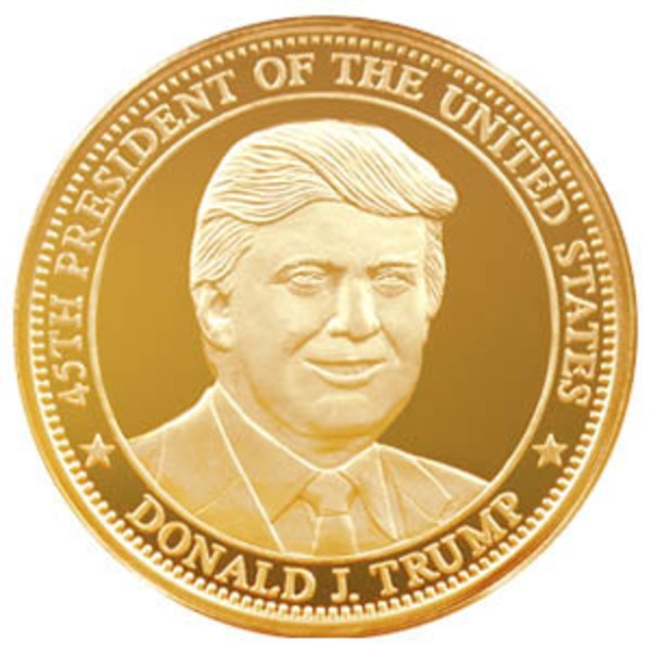 Compare gold prices of President Trump Gold 2020 Freedom Coin
